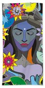 Gaia Bath Towel