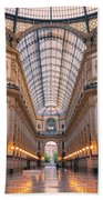 Galleria Milan Italy II Bath Towel