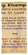 Gallery Locations In The St. Louis Area Bath Towel