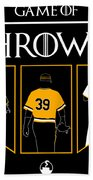 Game Of Throwns Bath Towel