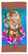 Ganesha  Bath Towel