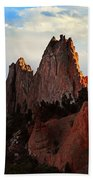 Garden Of The Gods Bath Towel