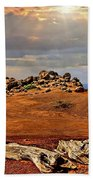 Garden Of The Gods Lanai Bath Towel
