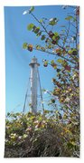 Gasparilla Lighthouse Bath Towel