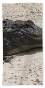Gator II Bath Towel