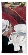 Gaugin: Vision, 1888 Hand Towel