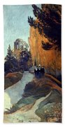 Gauguin: Alyscamps, 1888 Hand Towel