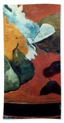 Gauguin: Fete Gloanec, 1888 Hand Towel