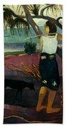 Gauguin: Pandanus, 1891 Bath Towel