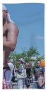 Gay Pride Bath Towel