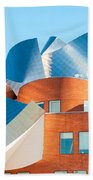Gehry Architecture Bath Towel