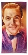 Gene Kelly, Vintage Hollywood Legend Bath Towel