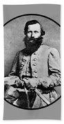 General Jeb Stuart Bath Towel