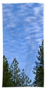 Gentle Sky Bath Towel