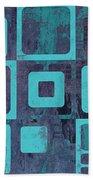 Geomix 02 - Sp06c6b Bath Towel