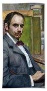 Gerardo Murillo (1875-1964) Bath Towel