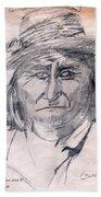 Geronimo Bath Towel