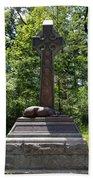 Gettysburg Irish Brigade Monument Bath Towel