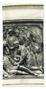 Gettysburg Monument Bath Towel