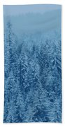 Giant Forest Bath Towel