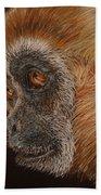 Gibbon Hand Towel