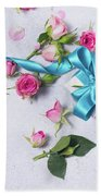 Gift And Flowers Bath Towel