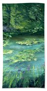 Giverny Bath Towel