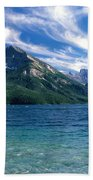 Glacier National Park Bath Towel