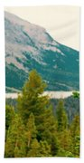 Glacier Np View Bath Towel