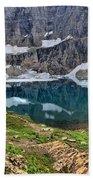 Glacier Paradise Bath Towel
