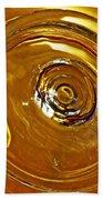 Glass Abstract 578 Bath Towel