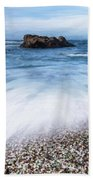 Glass Beach Bath Towel