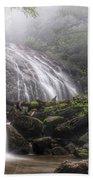 Glen Burney Falls Bath Towel