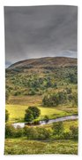 Glen Lyon Scotland Bath Towel