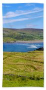 Glencolmcille County Donegal Bath Towel