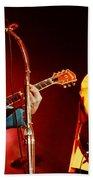 Glenn Frey Joe Walsh-1001 Bath Towel