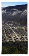 Glenwood Springs Canyon Bath Towel