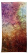 Glory Oil Abstract Painting Bath Towel