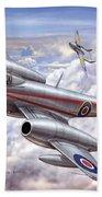 Gloster Meteor Bath Towel