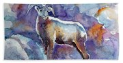 Goat Hand Towel