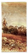 Goatherd Bath Towel