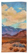 God's Creation Mt. San Gorgonio  Bath Towel