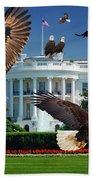 Gods Generals In Washington Bath Towel