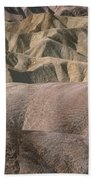 Golden Canyon - Death Valley National Park Bath Towel