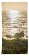 Golden Cove Bath Towel
