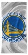 Golden State Warriors Bath Towel