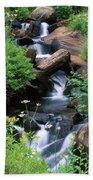 Golden Trout Wilderness Bath Towel