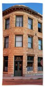Goldfield Consolidated Mines Building Bath Towel