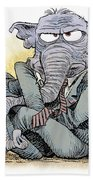 Gop Tied Up In A Knot Hand Towel