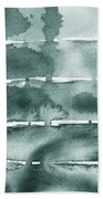 Gorgeous Grays Abstract Interior Decor Ix Hand Towel
